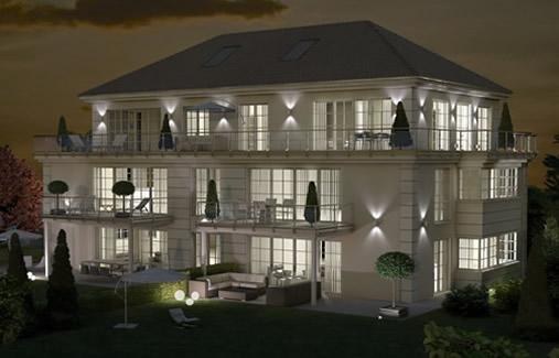 Sprossenfenster stadtvilla  Wericon - Projekte